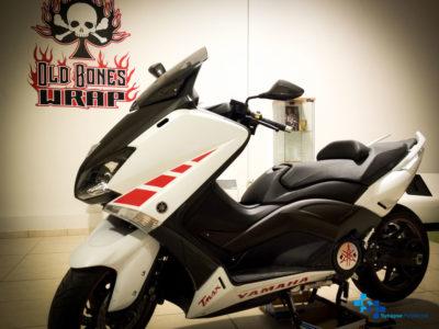 Decorazione Yamaha Tmax 2012