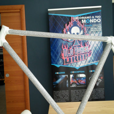 Decorazione Wrap Biciclette