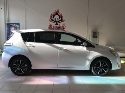 Toyota Verso – Cambio colore